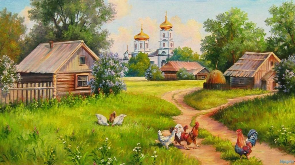 Дом в Малеме в деревне недалеко от моря